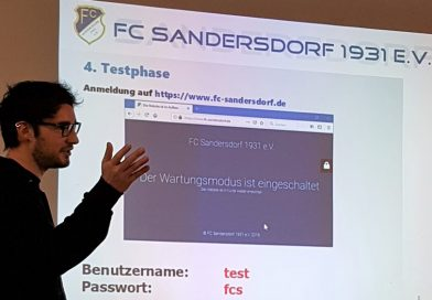 FCS mit neuer Internetseite