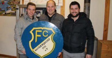 Tobias Giebl wird neuer Trainer beim FC Sandersdorf