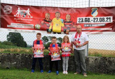 FCS zum dritten Mal Gastgeber für FCI-Fußballcamp